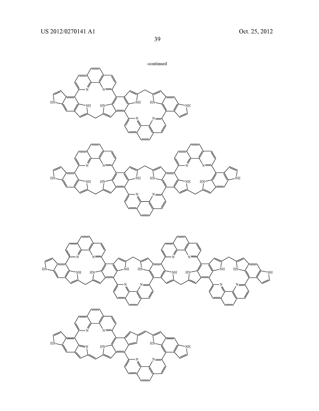 NITROGEN-CONTAINING AROMATIC COMPOUNDS AND METAL COMPLEXES - diagram, schematic, and image 40