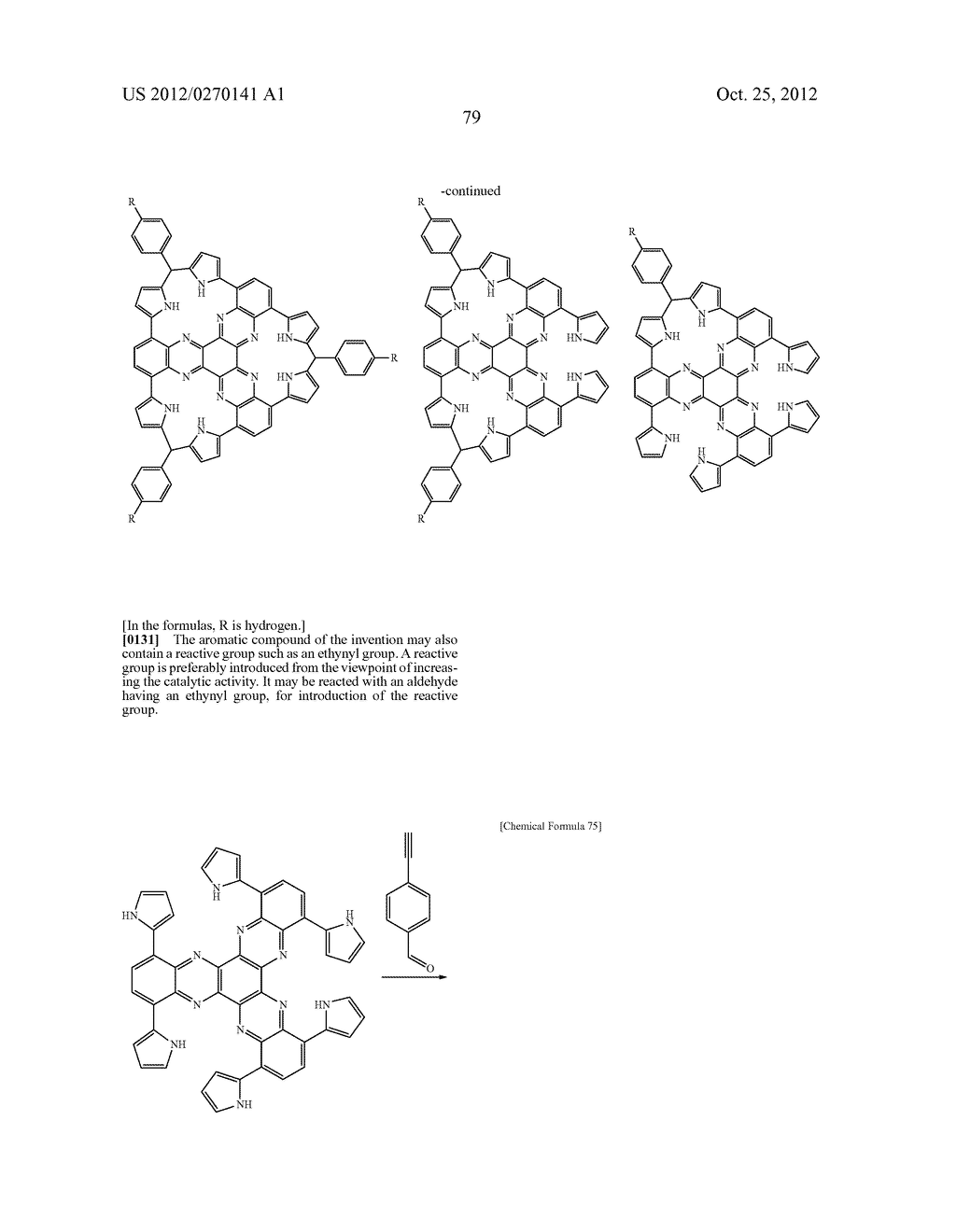 NITROGEN-CONTAINING AROMATIC COMPOUNDS AND METAL COMPLEXES - diagram, schematic, and image 80