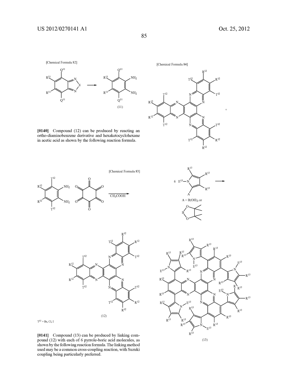 NITROGEN-CONTAINING AROMATIC COMPOUNDS AND METAL COMPLEXES - diagram, schematic, and image 86