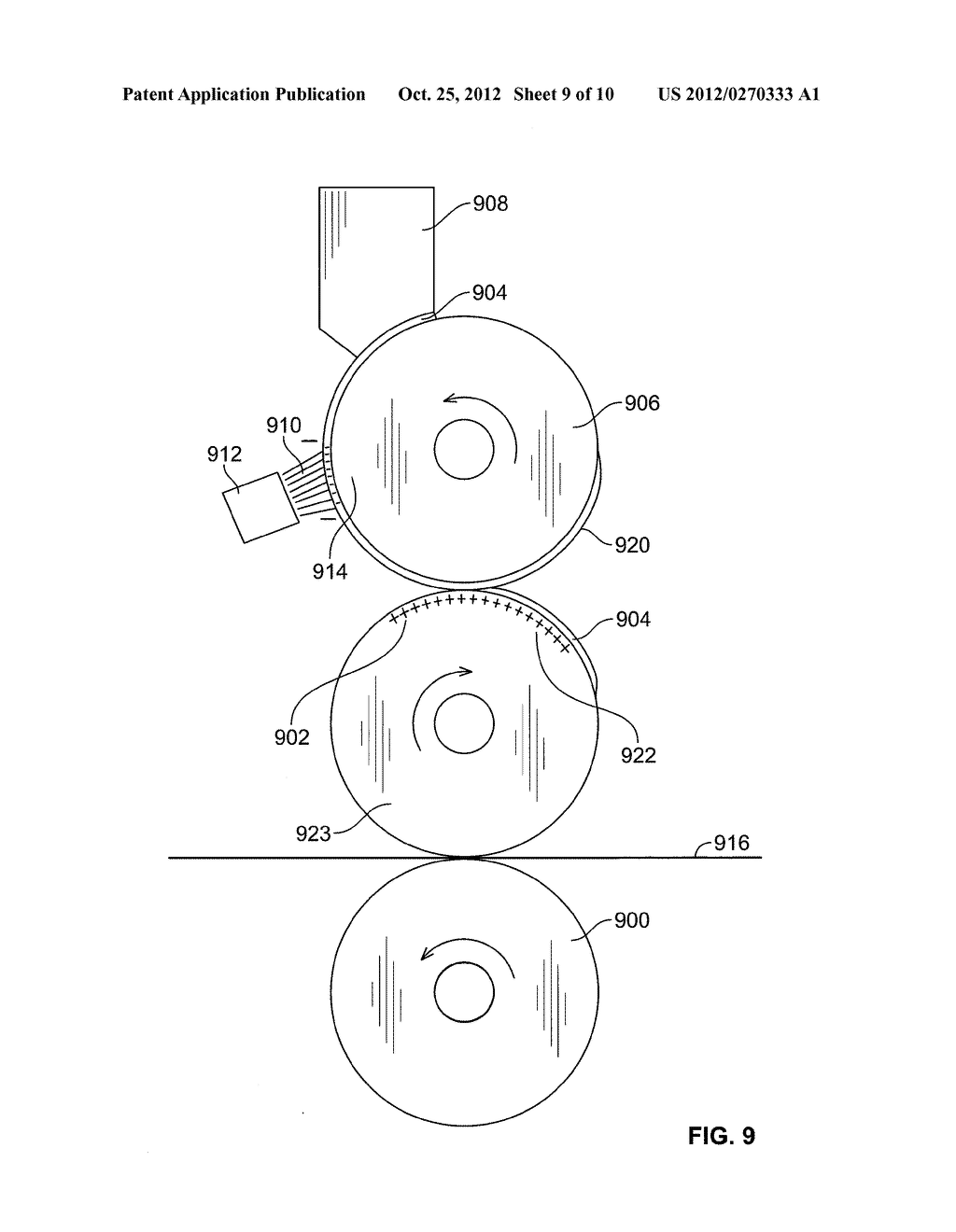 Apparatus and Methods for Controlling Application of a Substance to a     Substrate - diagram, schematic, and image 10