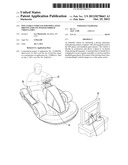 Inflatable Vehicles for Simulating Driving for use with Handheld Video     Games diagram and image