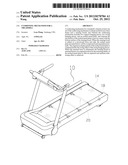CUSHIONING MECHANISM FOR A TREADMILL diagram and image