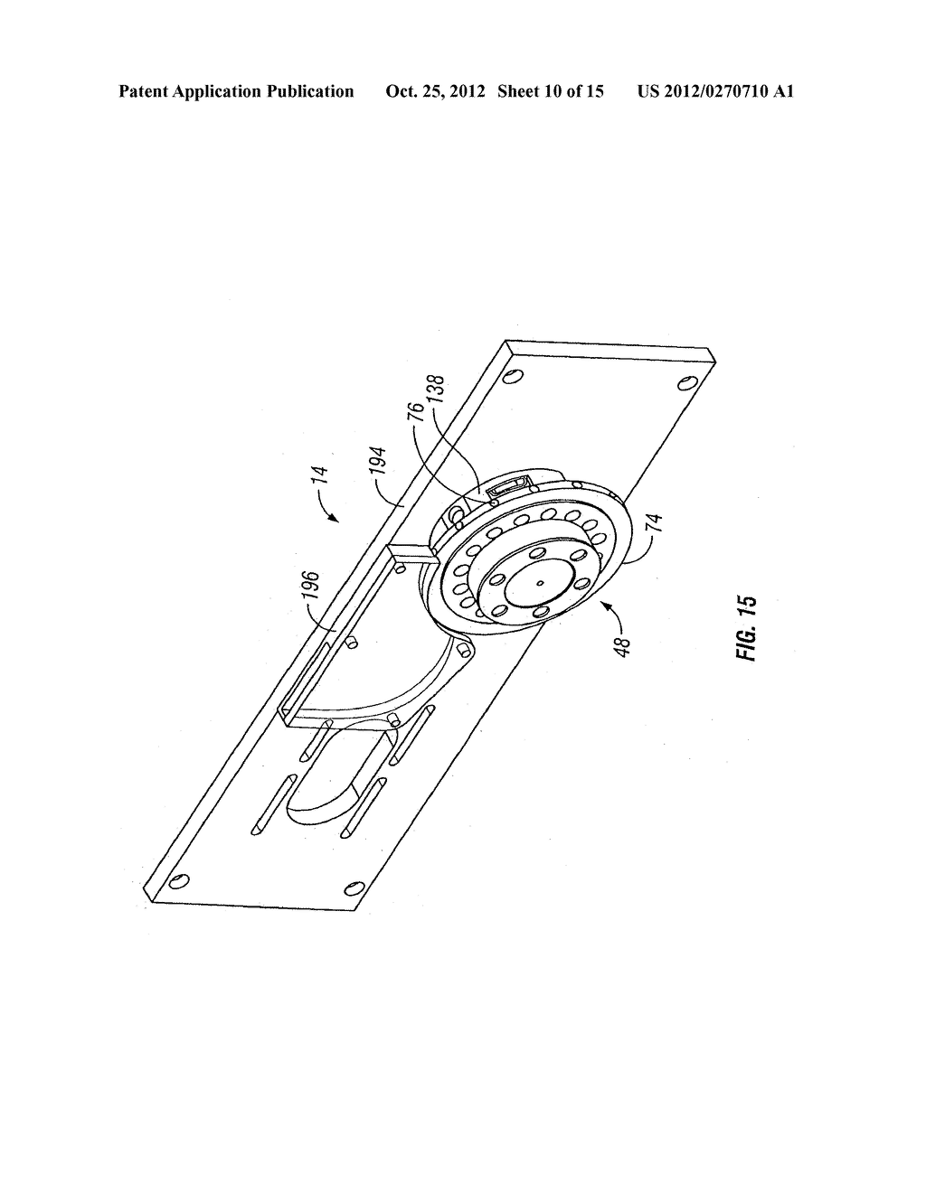 METHOD AND APPARATUS FOR INCORPORATING OBJECTS INTO CIGARETTE FILTERS - diagram, schematic, and image 11