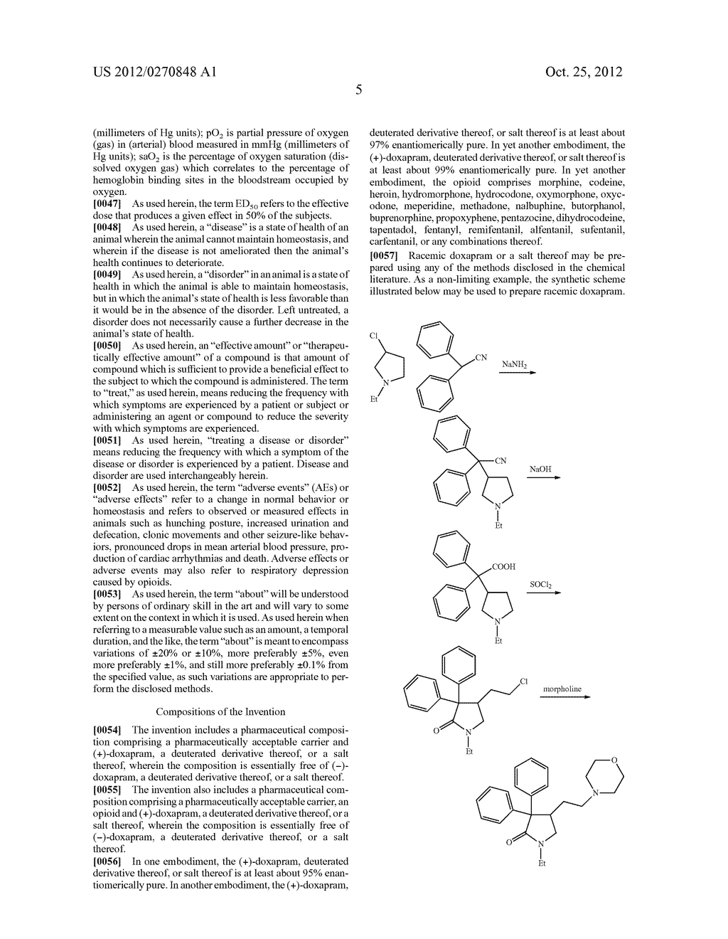 Novel Compositions and Therapeutic Methods Using Same - diagram, schematic, and image 17