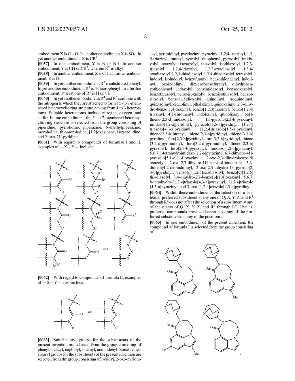 5-HT3 RECEPTOR MODULATORS, METHODS OF MAKING, AND USE THEREOF - diagram, schematic, and image 09