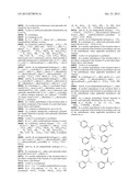 Indazole and Pyrazolopyridine Compounds As CCR1 Receptor Antagonists diagram and image