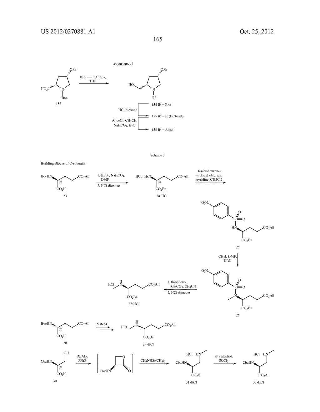 CONFORMATIONALLY CONSTRAINED, FULLY SYNTHETIC MACROCYCLIC COMPOUNDS - diagram, schematic, and image 168