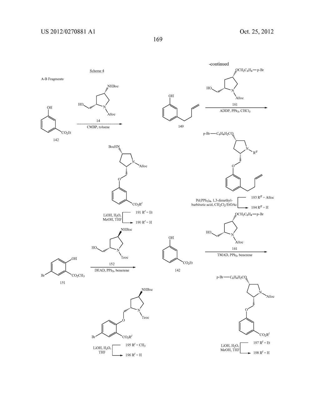 CONFORMATIONALLY CONSTRAINED, FULLY SYNTHETIC MACROCYCLIC COMPOUNDS - diagram, schematic, and image 172