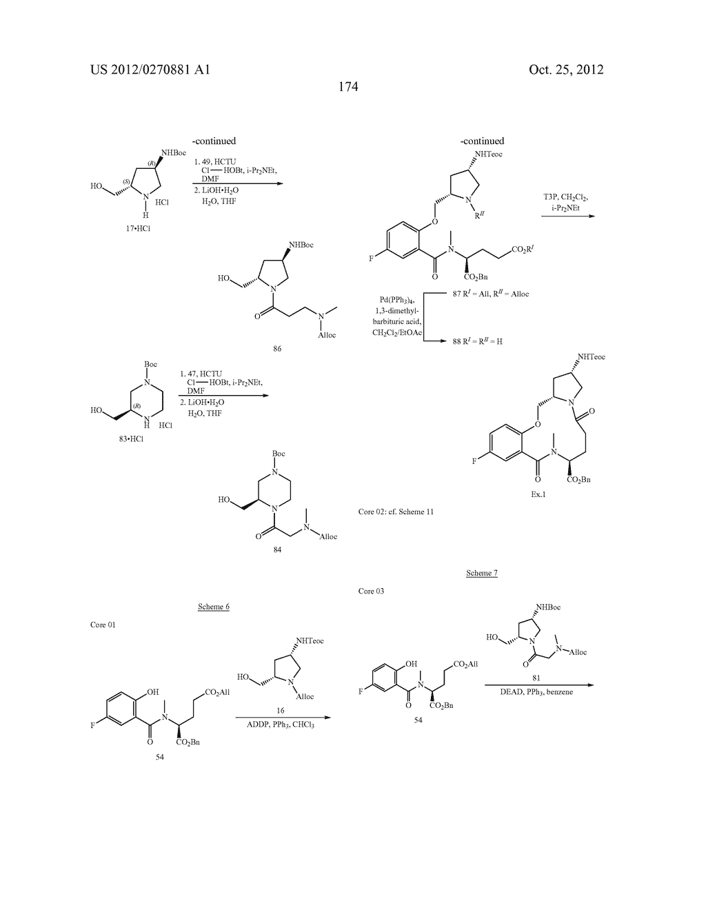 CONFORMATIONALLY CONSTRAINED, FULLY SYNTHETIC MACROCYCLIC COMPOUNDS - diagram, schematic, and image 177