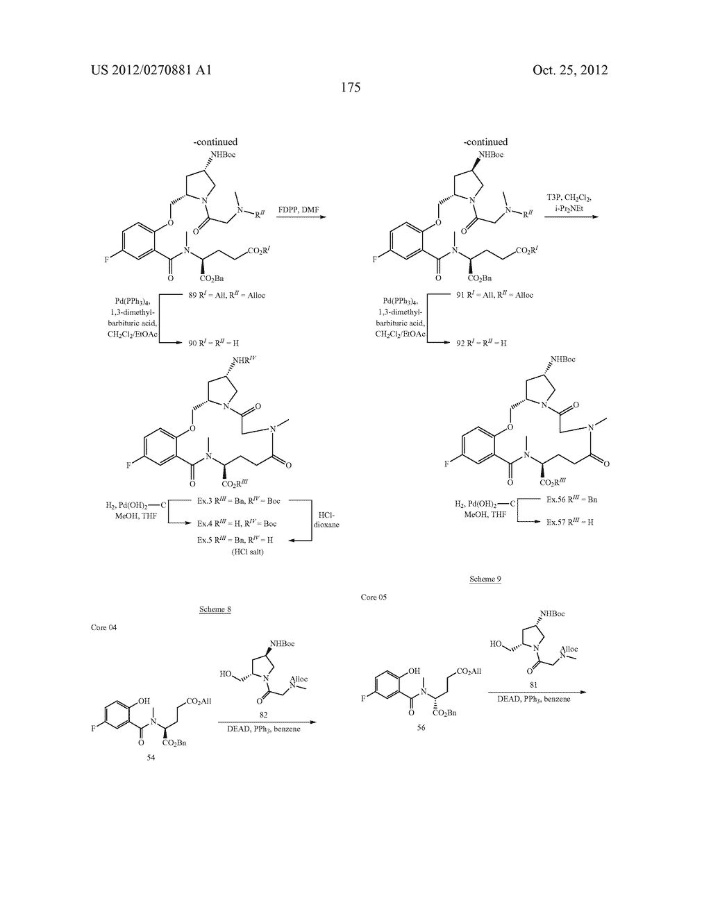 CONFORMATIONALLY CONSTRAINED, FULLY SYNTHETIC MACROCYCLIC COMPOUNDS - diagram, schematic, and image 178