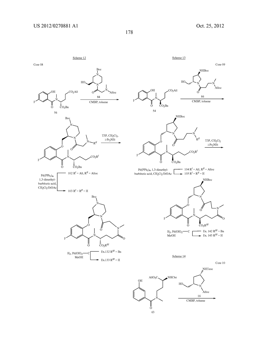 CONFORMATIONALLY CONSTRAINED, FULLY SYNTHETIC MACROCYCLIC COMPOUNDS - diagram, schematic, and image 181