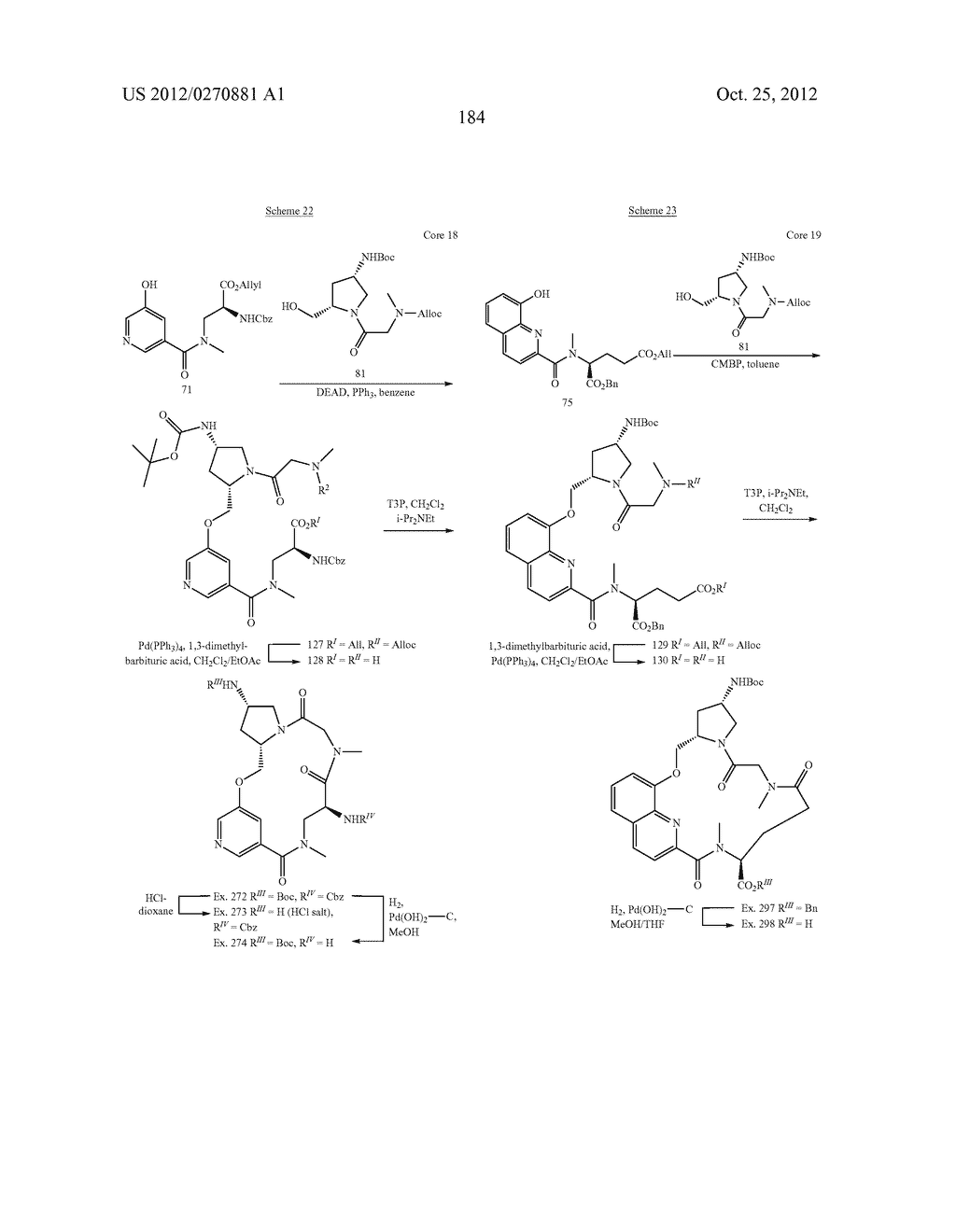 CONFORMATIONALLY CONSTRAINED, FULLY SYNTHETIC MACROCYCLIC COMPOUNDS - diagram, schematic, and image 187