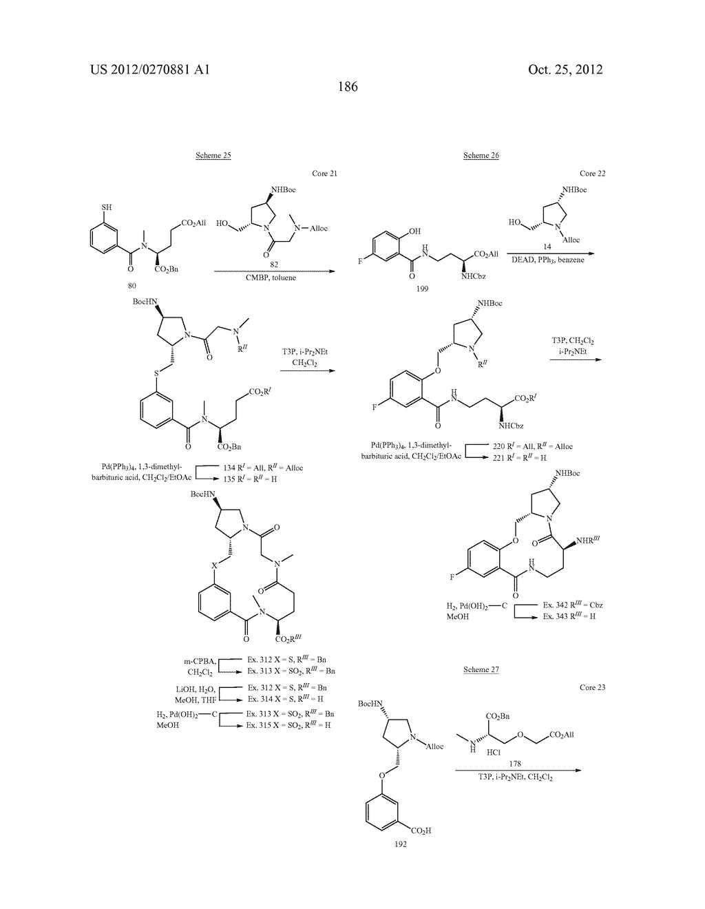 CONFORMATIONALLY CONSTRAINED, FULLY SYNTHETIC MACROCYCLIC COMPOUNDS - diagram, schematic, and image 189