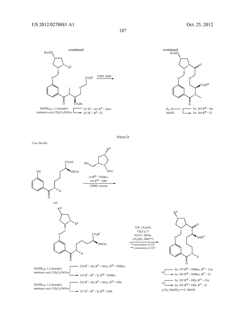 CONFORMATIONALLY CONSTRAINED, FULLY SYNTHETIC MACROCYCLIC COMPOUNDS - diagram, schematic, and image 190