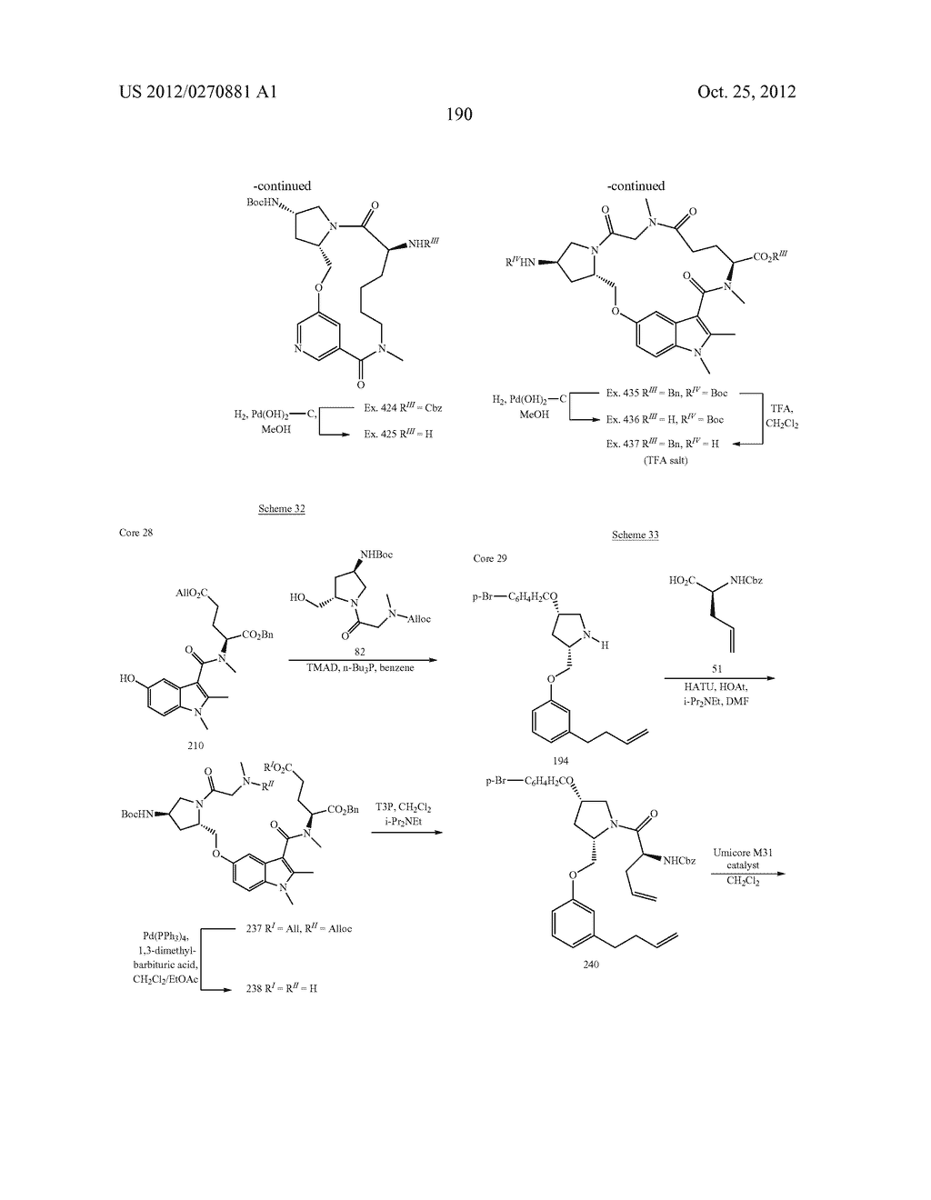 CONFORMATIONALLY CONSTRAINED, FULLY SYNTHETIC MACROCYCLIC COMPOUNDS - diagram, schematic, and image 193