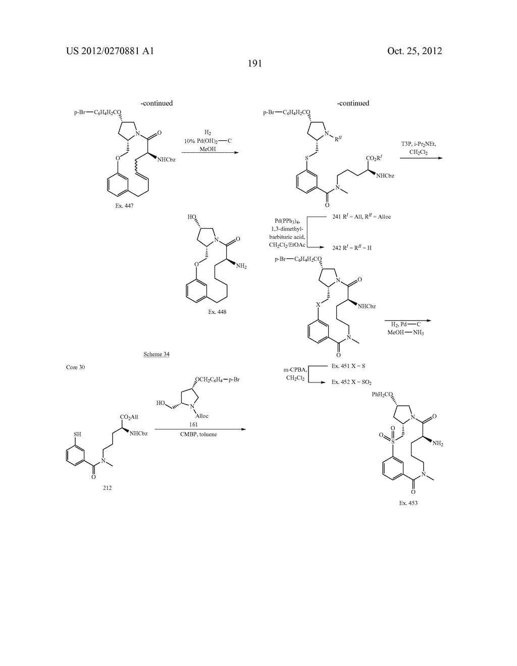 CONFORMATIONALLY CONSTRAINED, FULLY SYNTHETIC MACROCYCLIC COMPOUNDS - diagram, schematic, and image 194