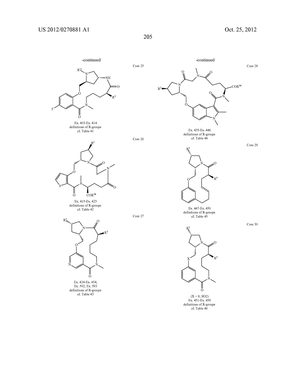 CONFORMATIONALLY CONSTRAINED, FULLY SYNTHETIC MACROCYCLIC COMPOUNDS - diagram, schematic, and image 208