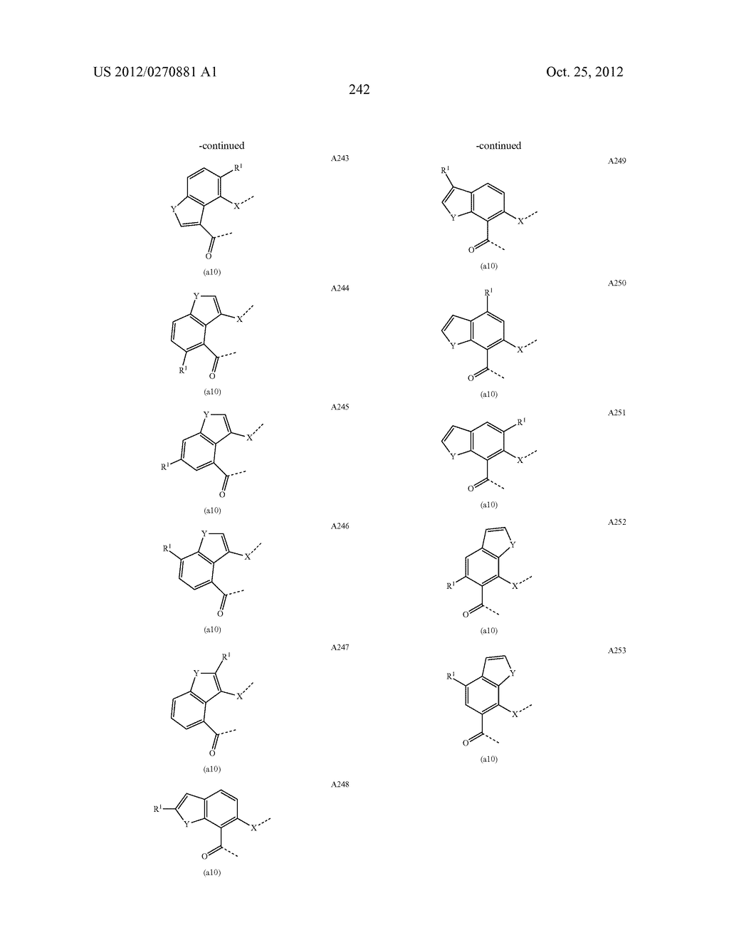 CONFORMATIONALLY CONSTRAINED, FULLY SYNTHETIC MACROCYCLIC COMPOUNDS - diagram, schematic, and image 245