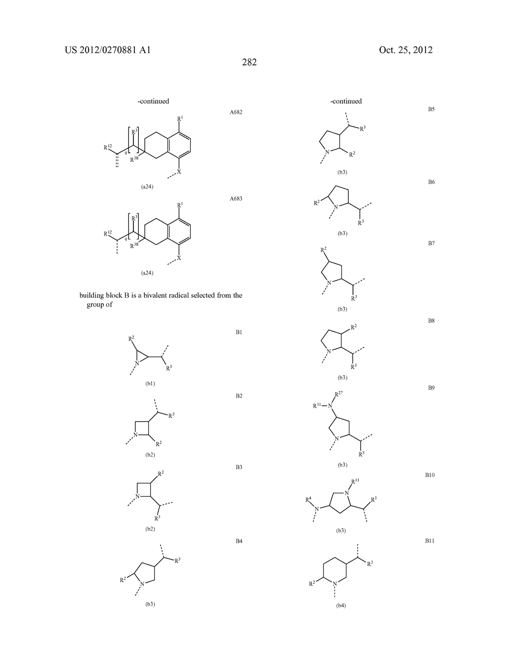 CONFORMATIONALLY CONSTRAINED, FULLY SYNTHETIC MACROCYCLIC COMPOUNDS - diagram, schematic, and image 285