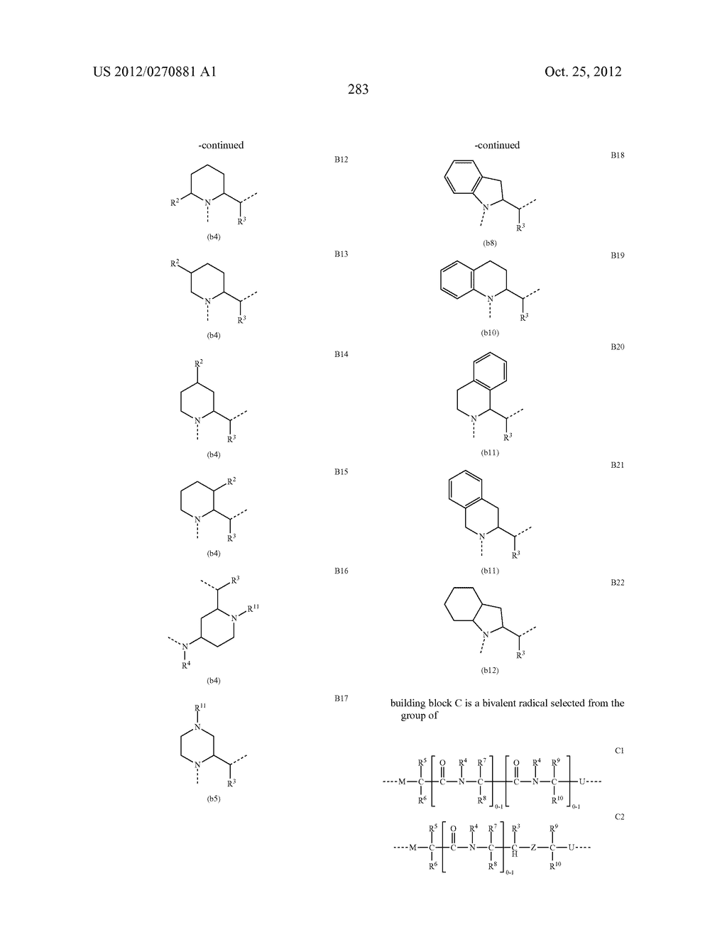CONFORMATIONALLY CONSTRAINED, FULLY SYNTHETIC MACROCYCLIC COMPOUNDS - diagram, schematic, and image 286