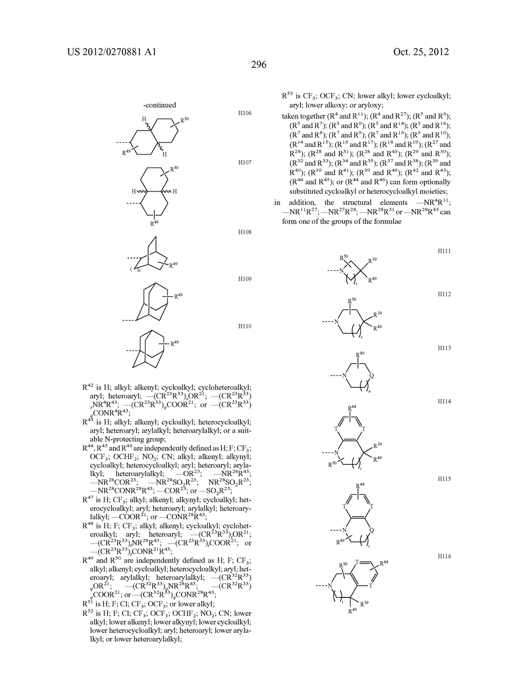 CONFORMATIONALLY CONSTRAINED, FULLY SYNTHETIC MACROCYCLIC COMPOUNDS - diagram, schematic, and image 299