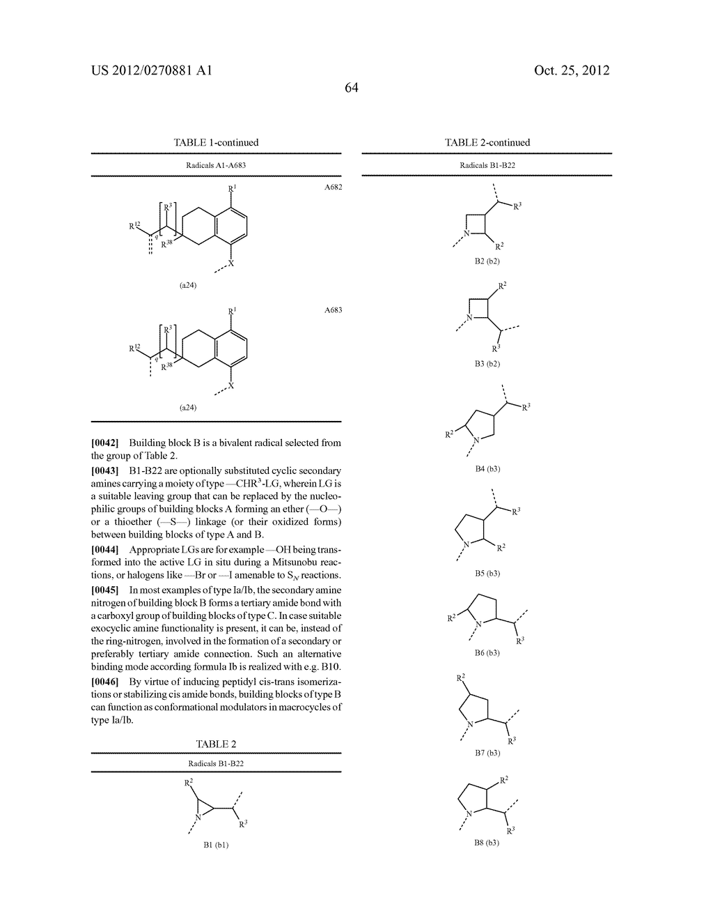 CONFORMATIONALLY CONSTRAINED, FULLY SYNTHETIC MACROCYCLIC COMPOUNDS - diagram, schematic, and image 67