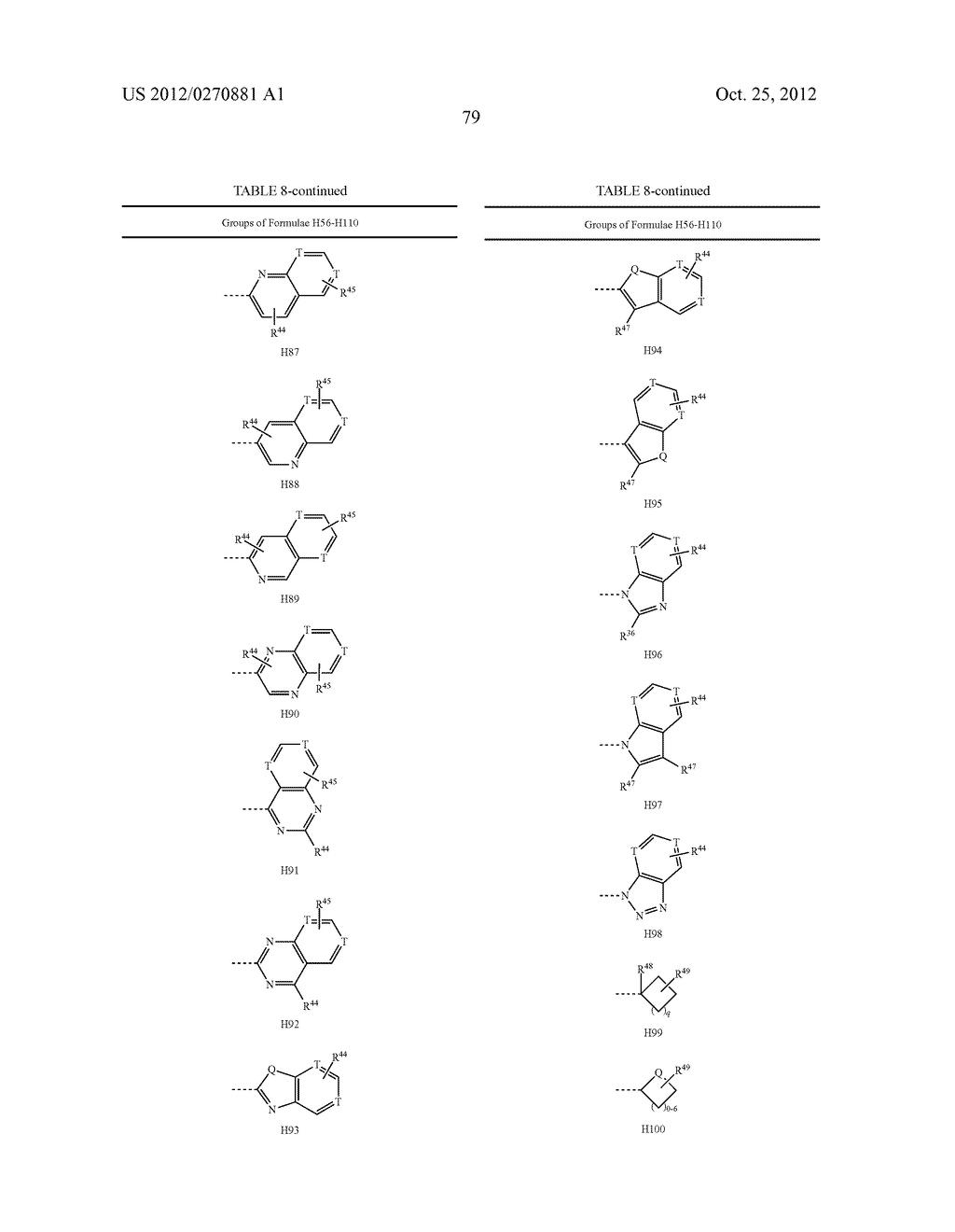 CONFORMATIONALLY CONSTRAINED, FULLY SYNTHETIC MACROCYCLIC COMPOUNDS - diagram, schematic, and image 82