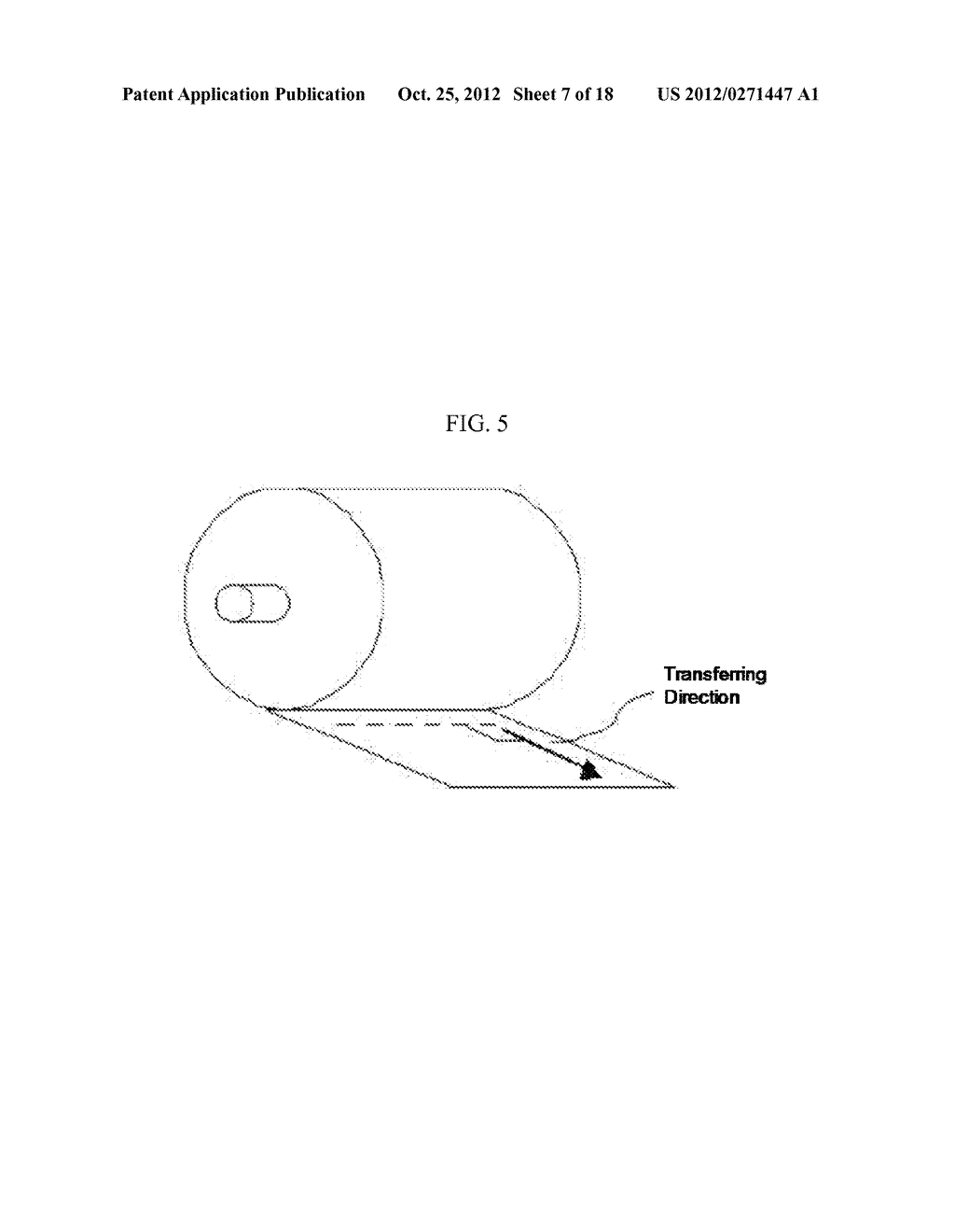 CONTROL DEVICE FOR PREVENTING MEANDERING OF PATTERNS ON PATTERNED FILMS - diagram, schematic, and image 08
