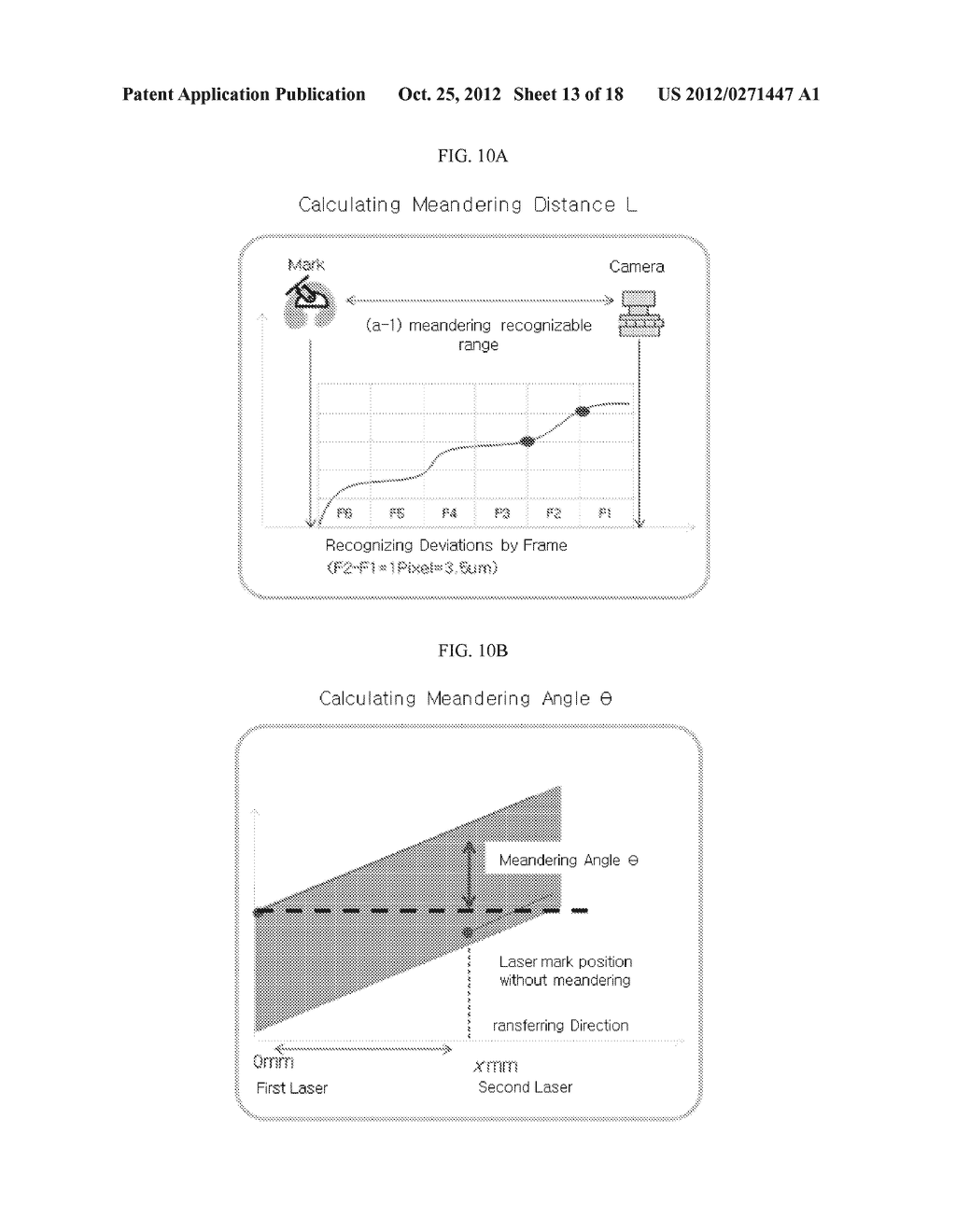 CONTROL DEVICE FOR PREVENTING MEANDERING OF PATTERNS ON PATTERNED FILMS - diagram, schematic, and image 14