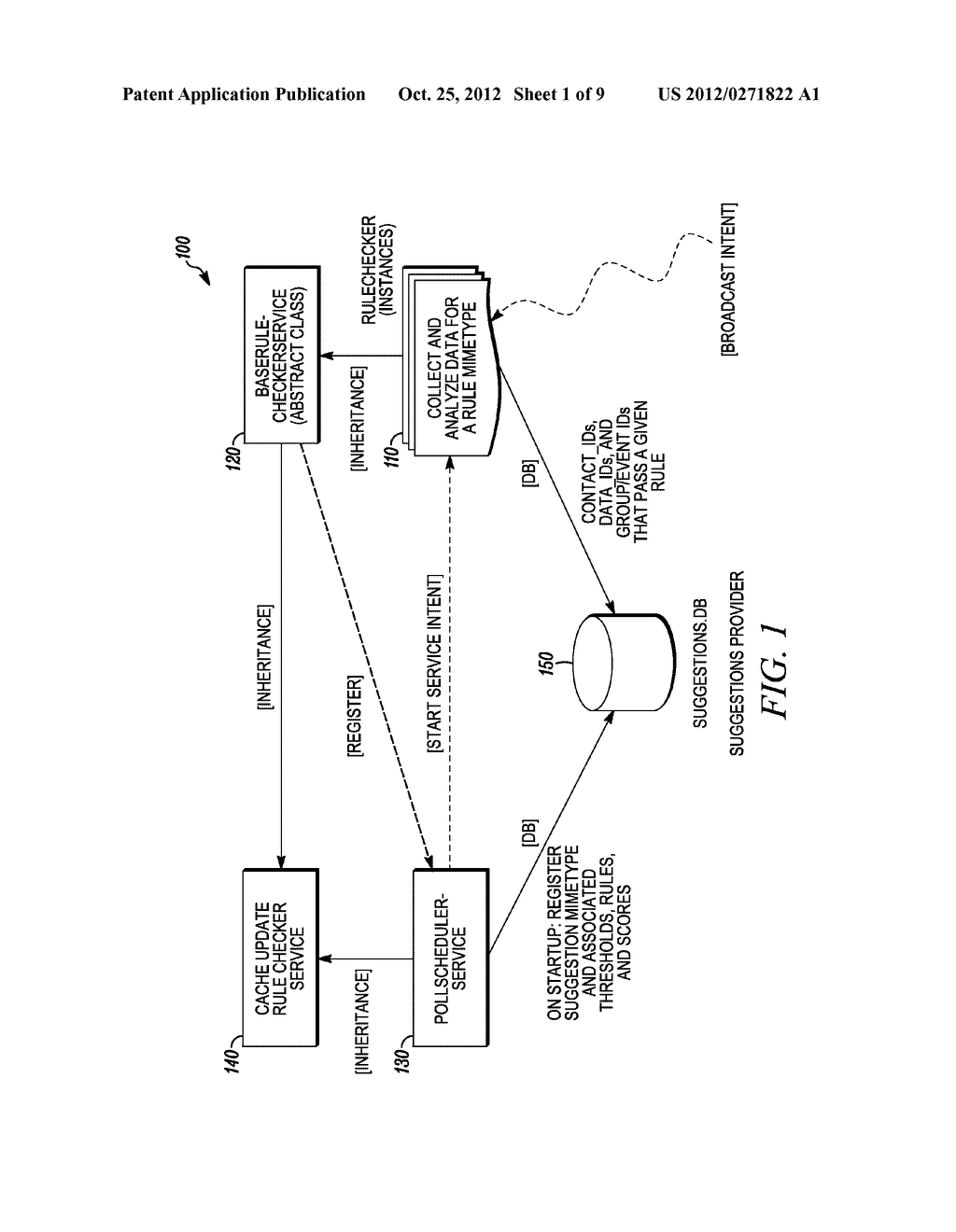 SYSTEM FOR ESTABLISHING PREFERRED CONTACTS FOR A CENTRAL USER OF A MOBILE     COMMUNICATION DEVICE - diagram, schematic, and image 02