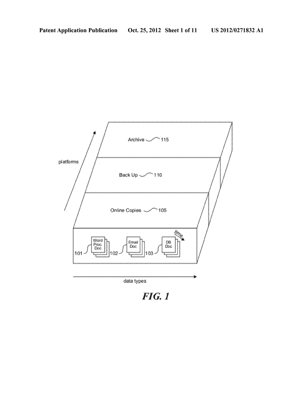METHOD AND SYSTEM FOR SEARCHING STORED DATA - diagram, schematic, and image 02