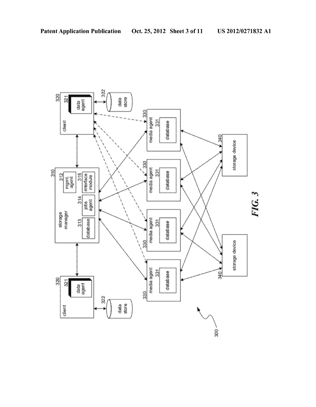 METHOD AND SYSTEM FOR SEARCHING STORED DATA - diagram, schematic, and image 04