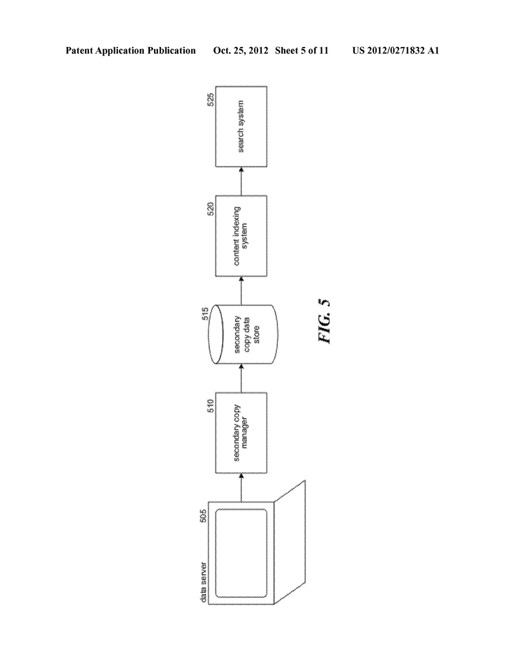 METHOD AND SYSTEM FOR SEARCHING STORED DATA - diagram, schematic, and image 06