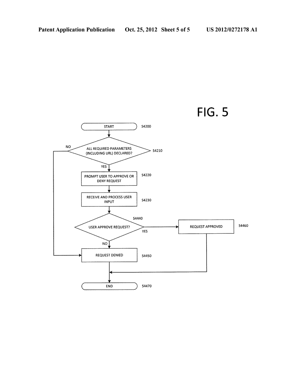METHOD AND DEVICE FOR PROVIDING EASY ACCESS IN A USER AGENT TO DATA     RESOURCES RELATED TO CLIENT-SIDE WEB APPLICATIONS - diagram, schematic, and image 06