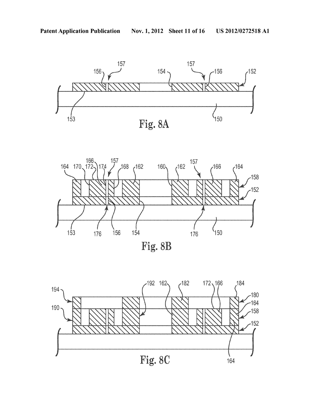 FLEXIBLE SENSORS AND RELATED SYSTEMS FOR DETERMINING FORCES APPLIED TO AN     OBJECT, SUCH AS A SURGICAL INSTRUMENT, AND METHODS FOR MANUFACTURING SAME - diagram, schematic, and image 12