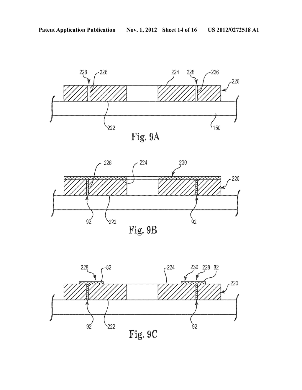 FLEXIBLE SENSORS AND RELATED SYSTEMS FOR DETERMINING FORCES APPLIED TO AN     OBJECT, SUCH AS A SURGICAL INSTRUMENT, AND METHODS FOR MANUFACTURING SAME - diagram, schematic, and image 15