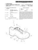 FOOTWEAR WITH IMPROVED SOLE ASSEMBLY diagram and image