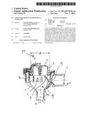 VALVE FOR LIMITING THE PRESSURE IN A CRANKCASE diagram and image