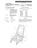 SEAT STRUCTURAL COMPONENT TAILORED FOR STRENGTH diagram and image