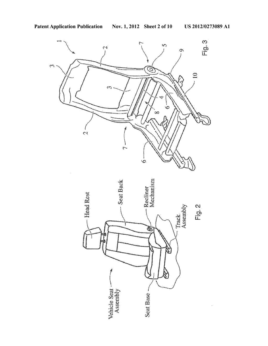 SEAT STRUCTURAL COMPONENT TAILORED FOR STRENGTH - diagram, schematic, and image 03