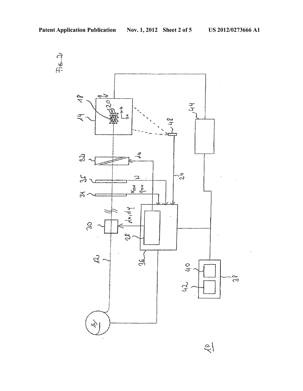 METHOD AND DEVICE FOR CHECKING AN IRRADIATION PLANNING SYSTEM, AND     IRRADIATION SYSTEM - diagram, schematic, and image 03