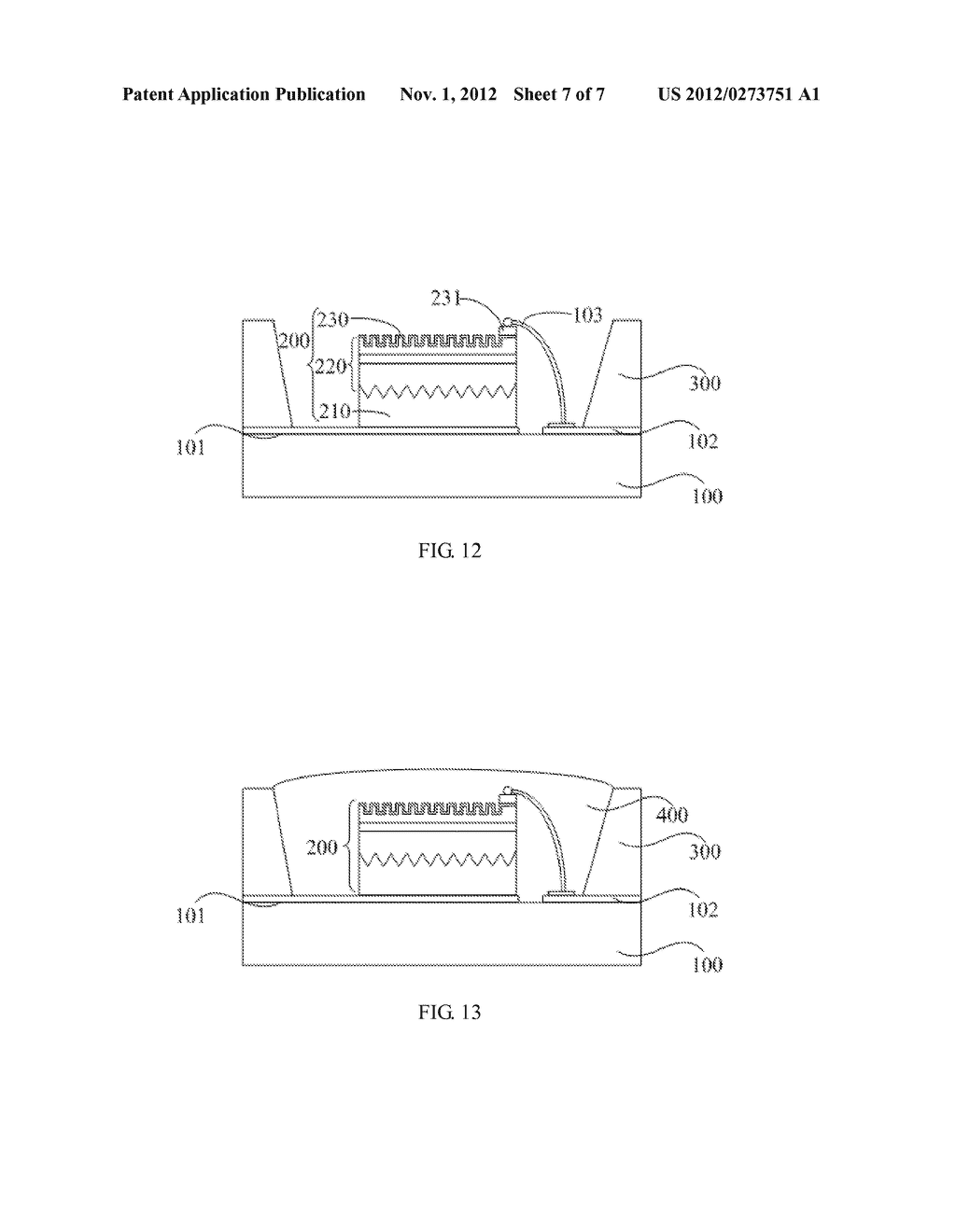 LIGHT EMITTING DEVICE AND A MANUFACTURING METHOD THEREOF - diagram, schematic, and image 08