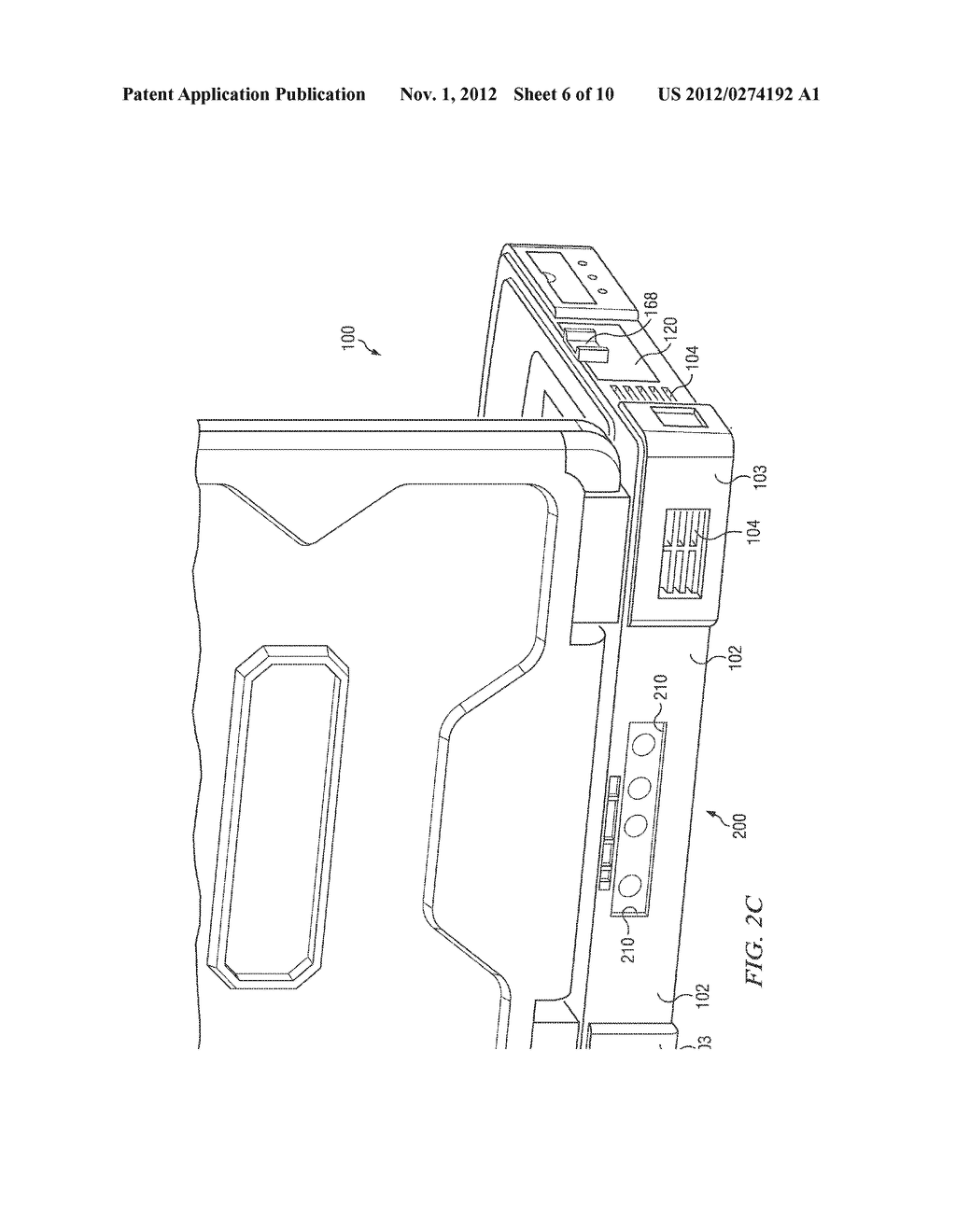 System, Method and Apparatus for Door Latching Using a Spring Latch - diagram, schematic, and image 07