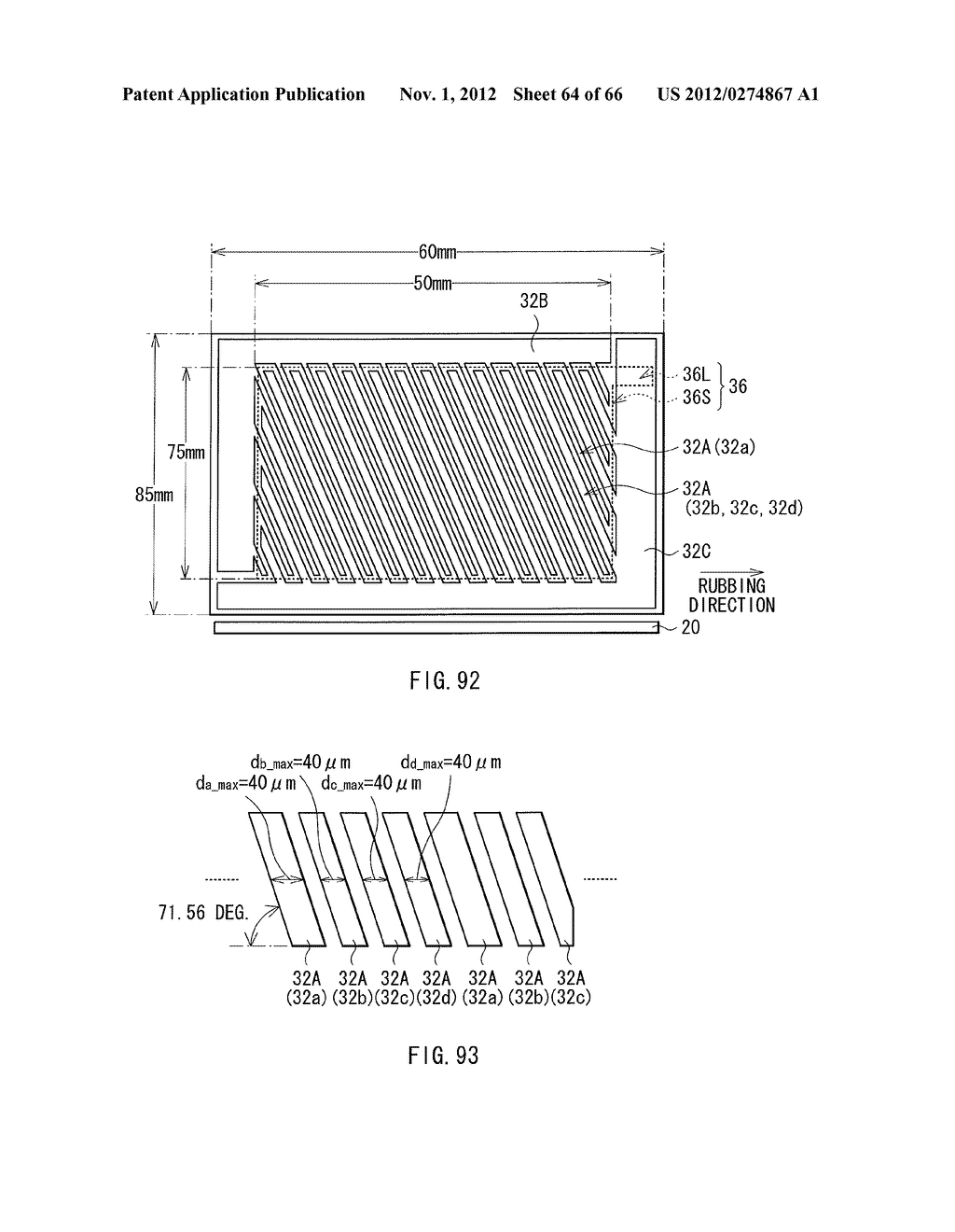 DISPLAY AND ILLUMINATION UNIT - diagram, schematic, and image 65