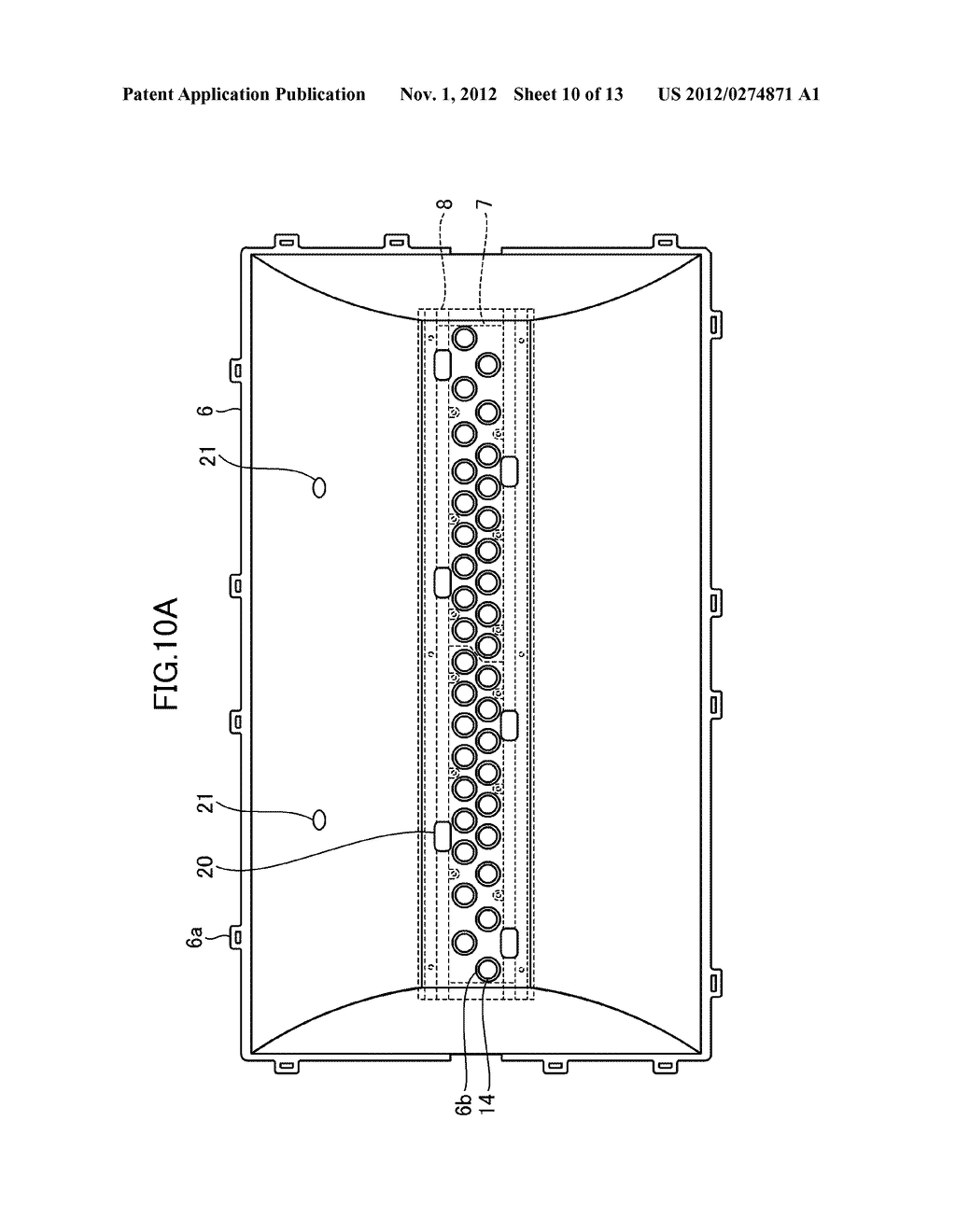 LIQUID CRYSTAL DISPLAY DEVICE - diagram, schematic, and image 11