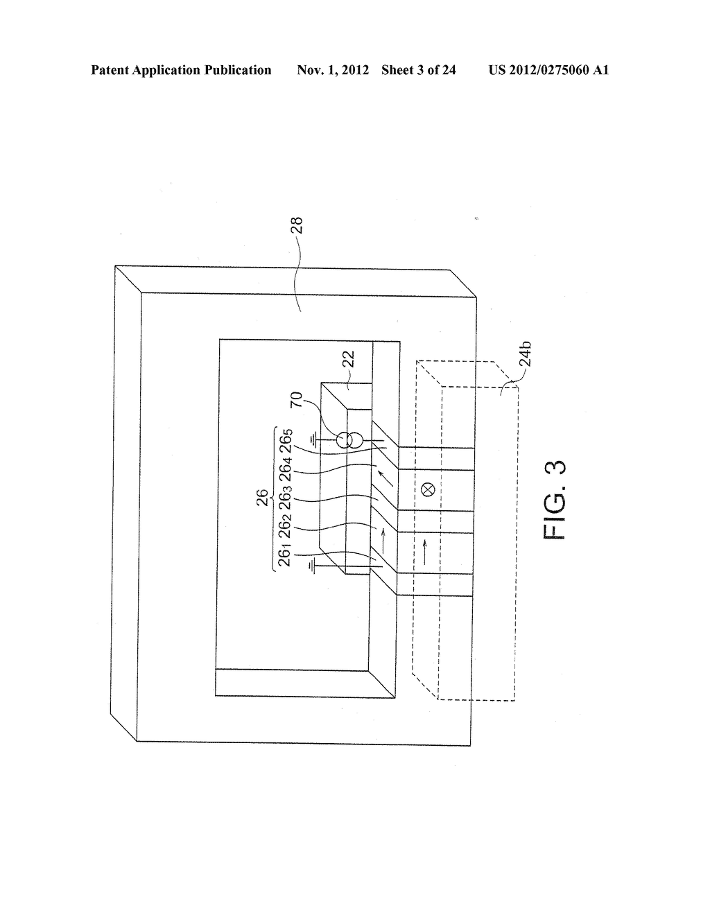 MAGNETIC HEAD WITH SPIN TORQUE OSCILLATOR AND MAGNETIC RECORDING HEAD - diagram, schematic, and image 04