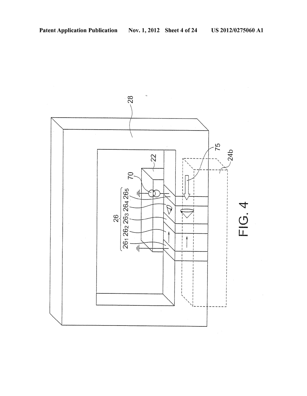 MAGNETIC HEAD WITH SPIN TORQUE OSCILLATOR AND MAGNETIC RECORDING HEAD - diagram, schematic, and image 05