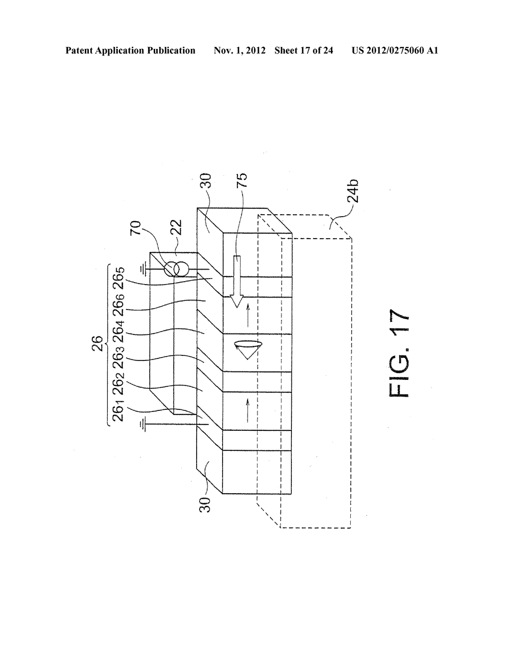 MAGNETIC HEAD WITH SPIN TORQUE OSCILLATOR AND MAGNETIC RECORDING HEAD - diagram, schematic, and image 18