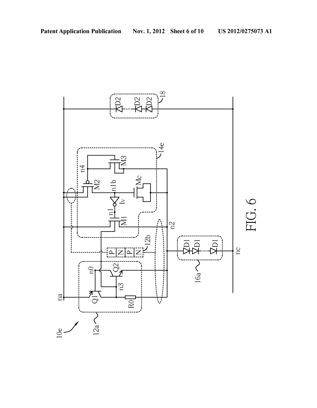 ESD PROTECTION CIRCUIT - diagram, schematic, and image 07