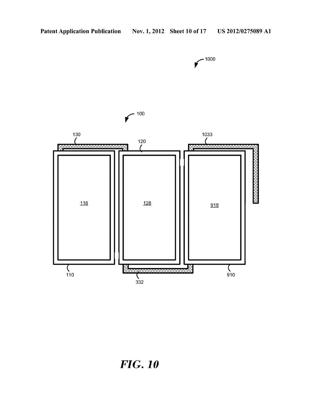 METHOD AND APPARATUS FOR COUPLING PORTABLE COMMUNICATION DEVICES - diagram, schematic, and image 11